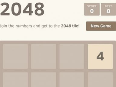 '2048': The Most Addictive Game Since 'Flappy Bird'