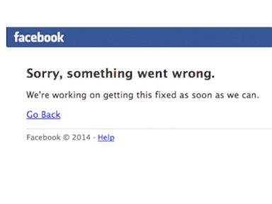 Facebook Has Second Outage in 2 Months