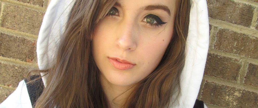 PHOTO: Rikki Poynter is a hard of hearing YouTube star.
