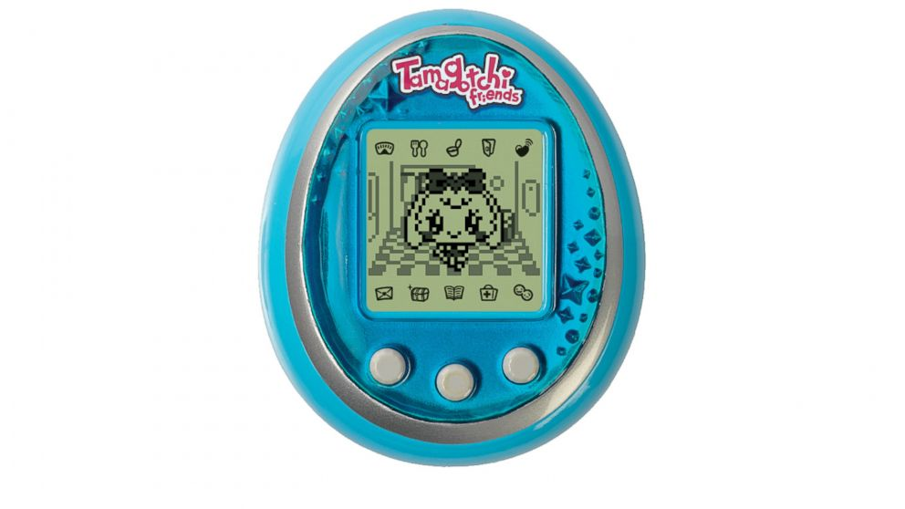 PHOTO: Tamagotchi Friends Blue Gem