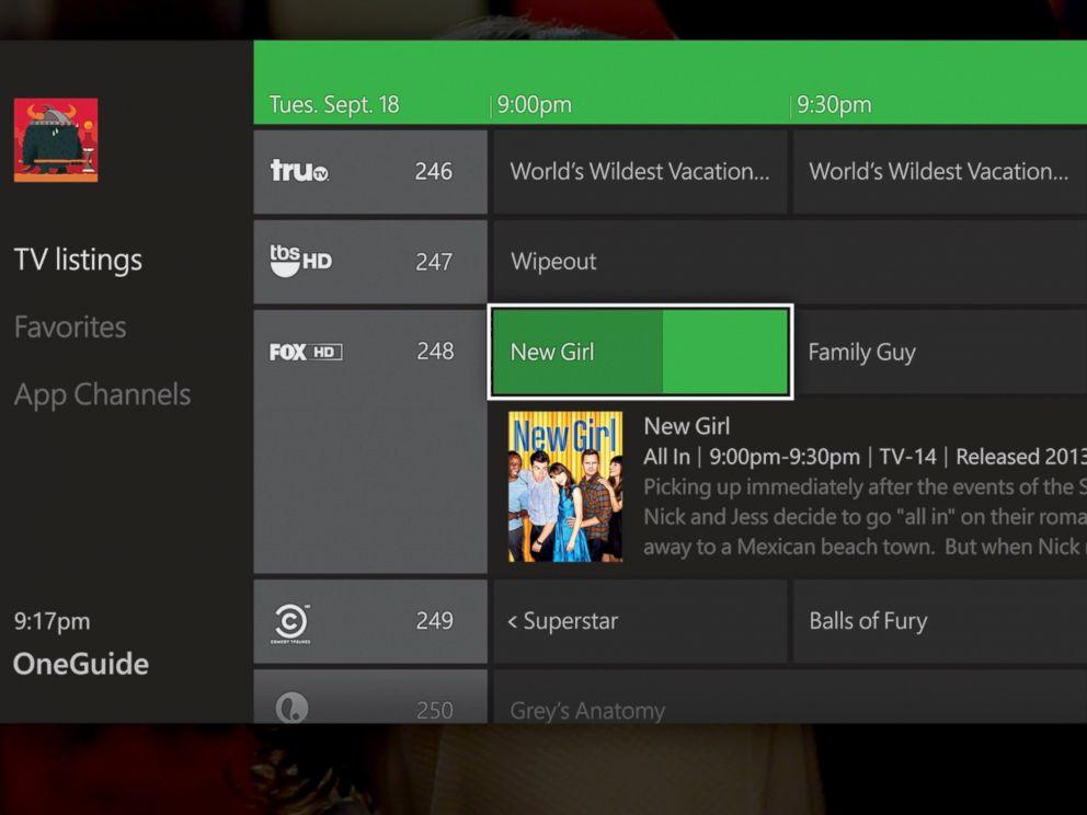 PHOTO: Xbox One