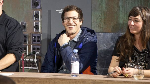 HT andy samberg jef 140311 16x9 608 Bill Nye and Andy Samberg, Odd Couple Judges for User Inventions at SXSW