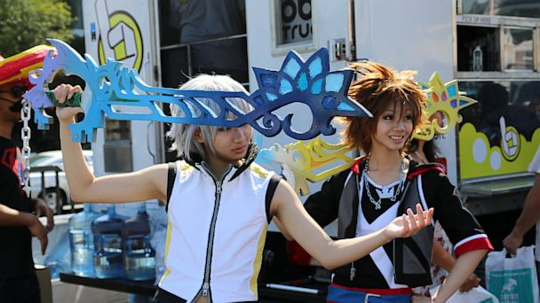 HT anime conf dm 130708 16x9 608 2013 Anime Expo Brings Japan Subculture to US Fans
