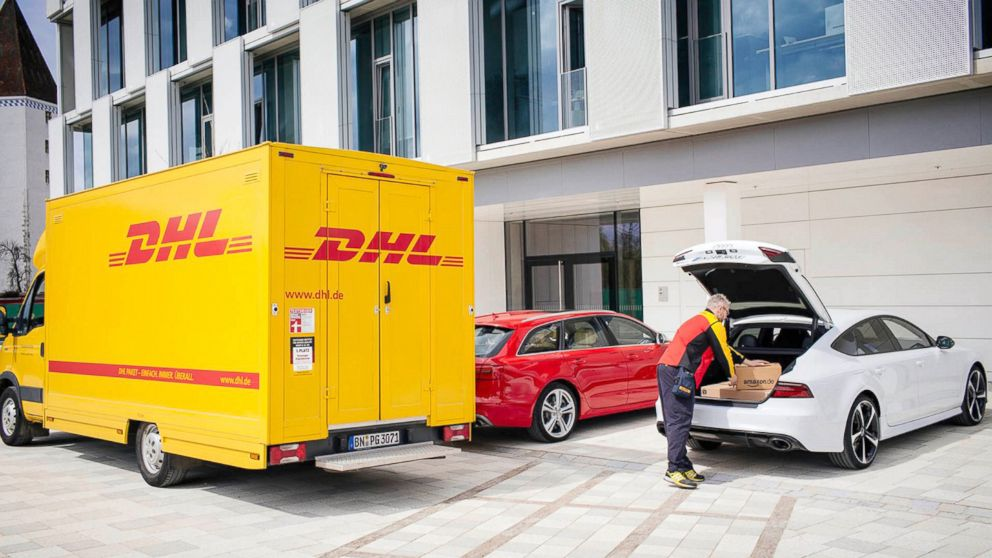 Audi Kansas City >> How Audi Car Trunks Are Doubling as Mailboxes With Help ...
