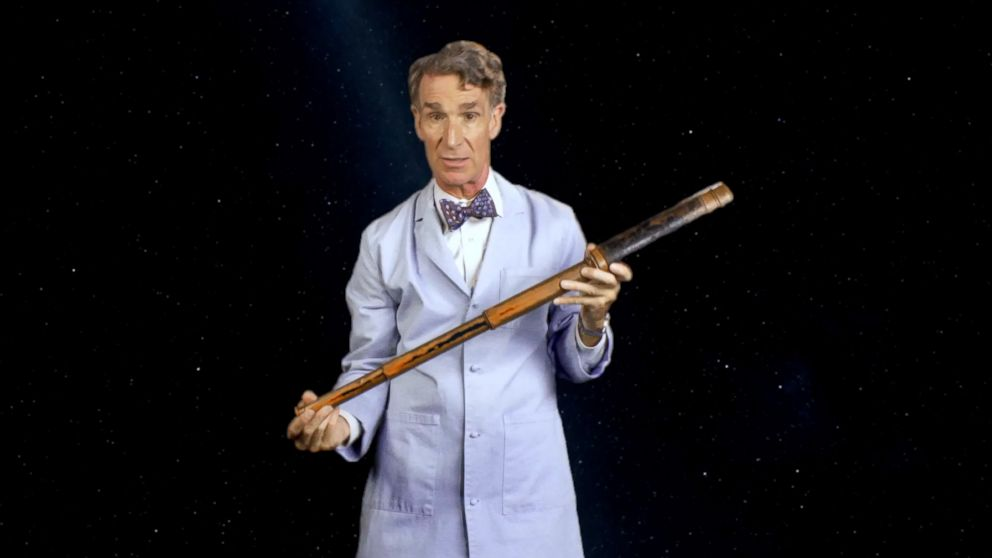 PHOTO: Bill Nye has launched a new miniseries on YouTube ca
