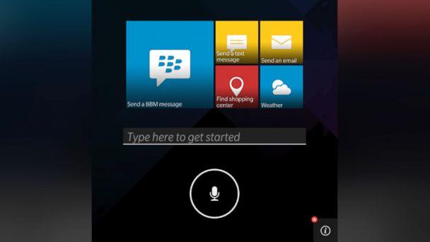 HT blackberry assistant jtm 140716 16x9 608 Meet BlackBerrys Belated Answer to Apples Siri