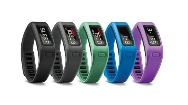 PHOTO: Garmin Vivofit