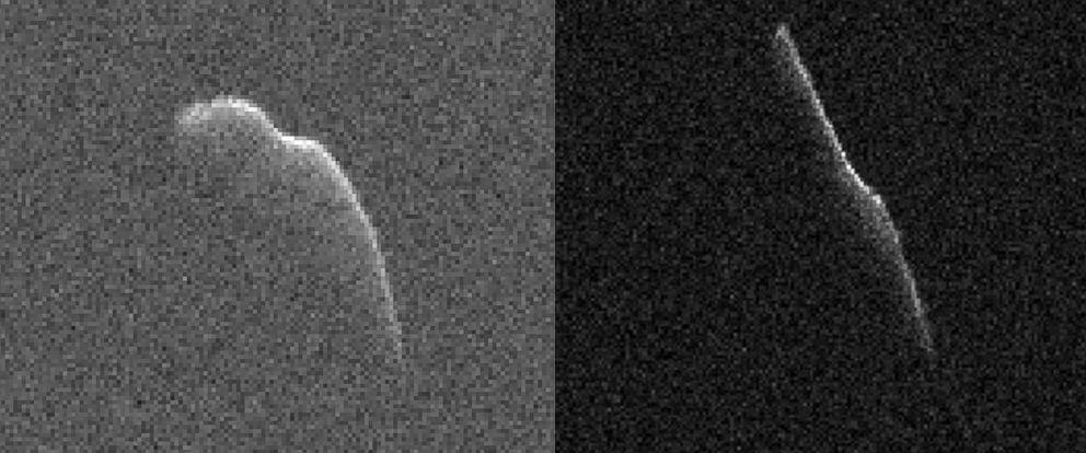 PHOTO: An asteroid will safely fly past Earth on Dec. 24, 2015, at a distance of 6.8 million miles, according to NASA.