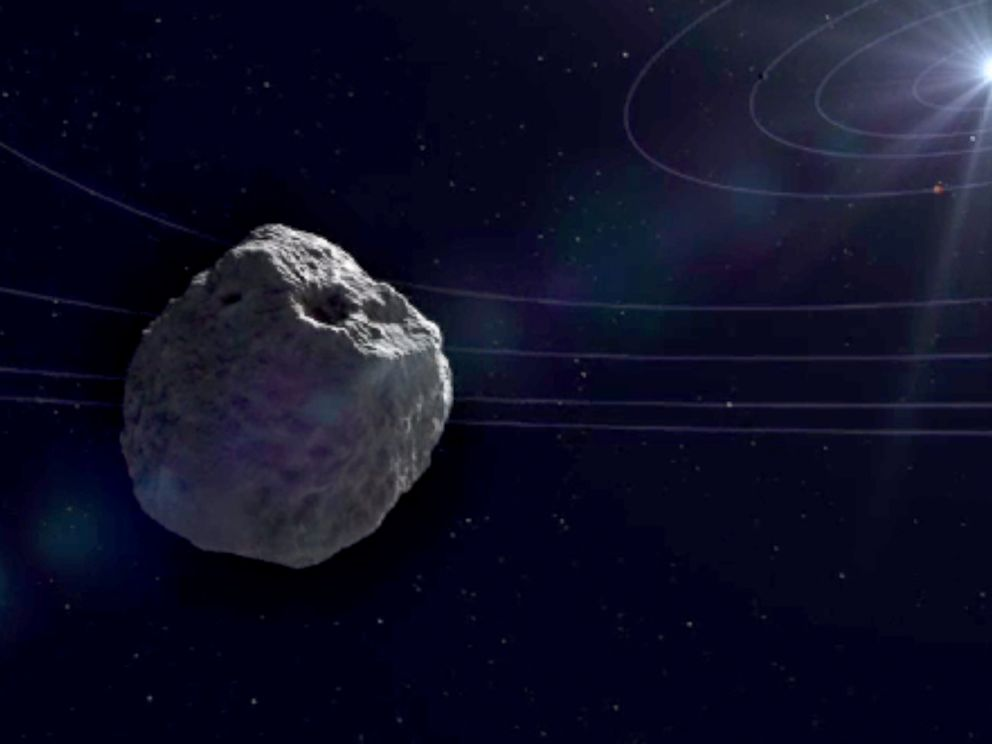 Comet Siding Spring To Skim Past Mars In Once In A Million