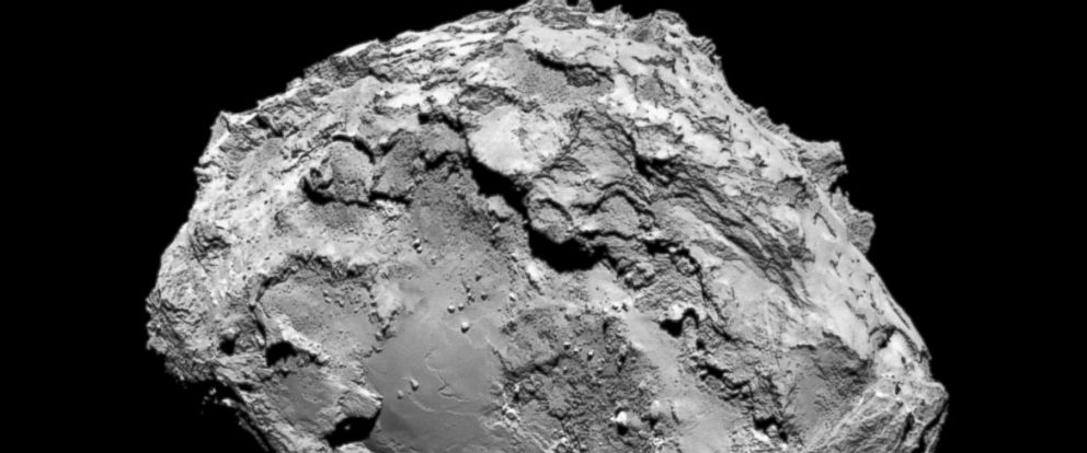 PHOTO: Comet, Aug. 3, 2014.