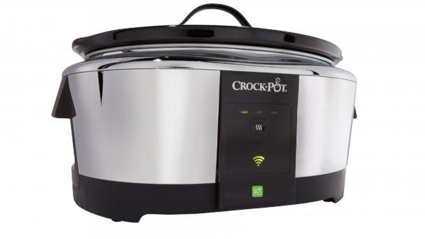PHOTO: The classic crock pot gets a Wi-Fi upgrade.