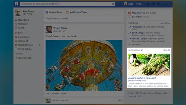 HT facebook ml 140409 16x9 608 Get Ready for a Change in Facebook Ads