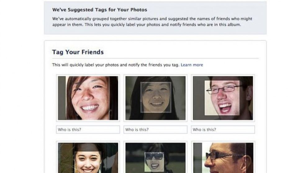 Facebook Really Wants to Know Your Face