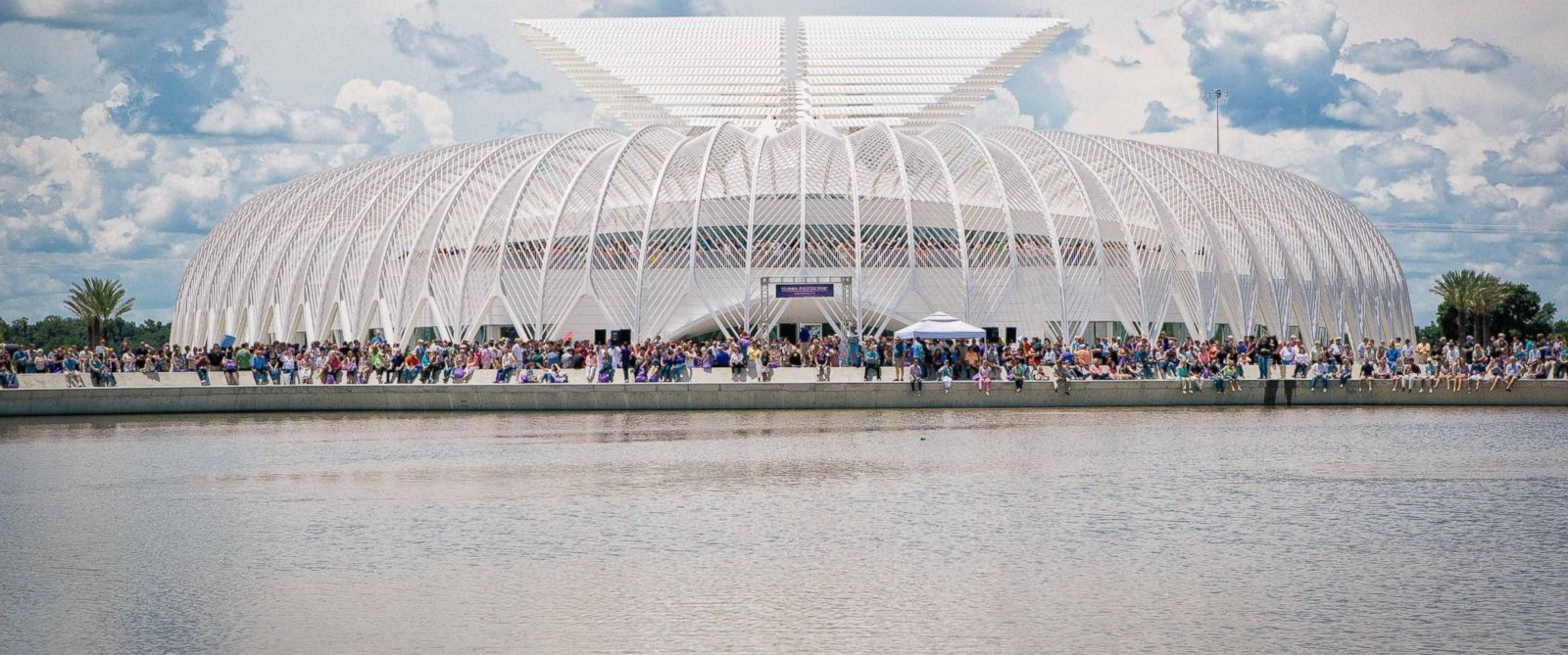 PHOTO: The Science and Technology building at Florida Polytechnic University.