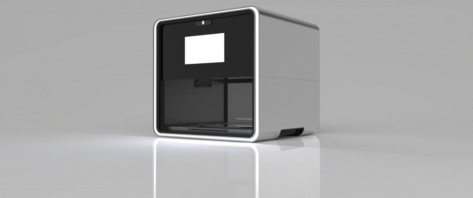PHOTO: The first 3D food printer kitchen appliance Foodini is seen.