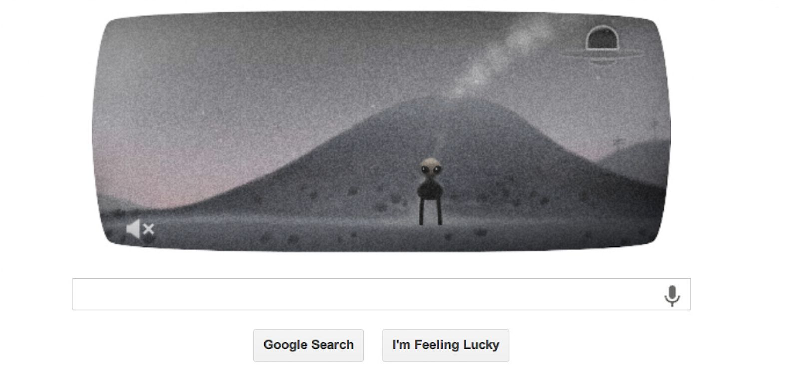 PHOTO: Google commemorates Roswell UFO with an interactive doodle.