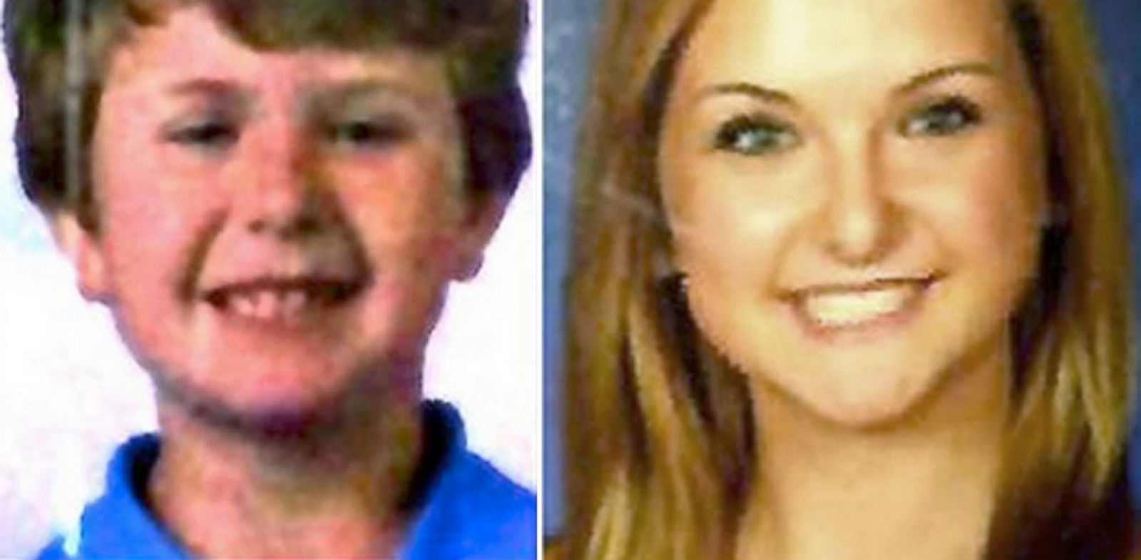 PHOTO: The body of Ethan Anderson, left, was positively identified by officials Friday. His sister, Hannah Anderson, is still missing.
