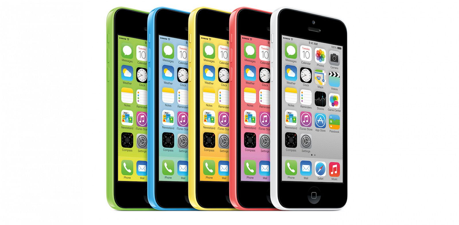 PHOTO: Apple has released the new I-Phone 5C, Sept. 10, 2013.