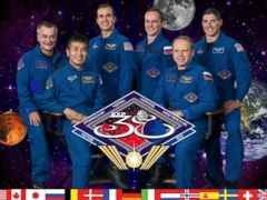 PHOTO: Expedition 38 crew members