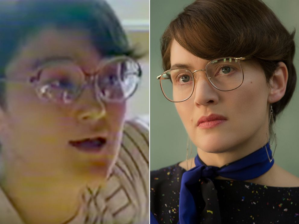 PHOTO: Joanna Hoffman, Left, And Kate Winslet As Hoffman In A Scene From