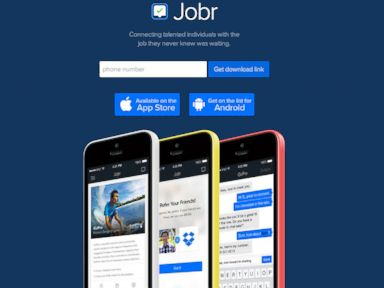 Jobr App Wants to Be Like Tinder For Your Career Search