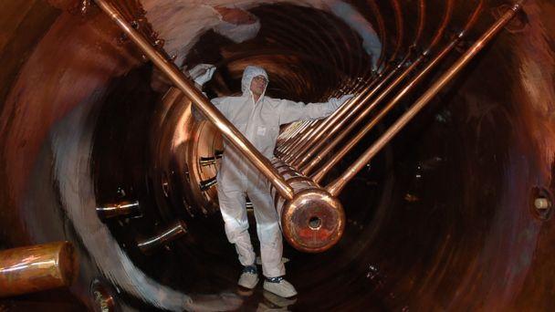 HT kernchemie GSI element115 mar 140505 16x9 608 Scientists Create New Superheavy Element