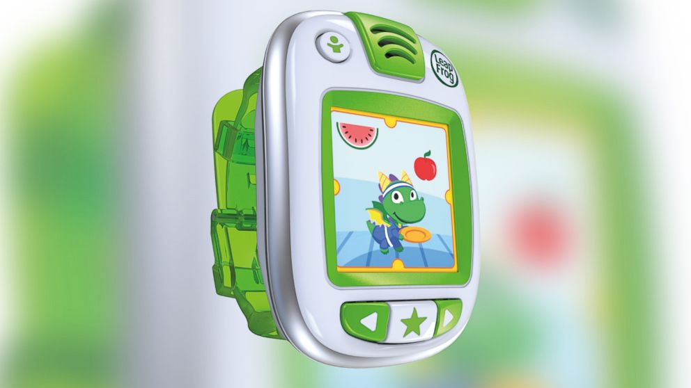 PHOTO: The LeapBand, a wearable activity tracker for kids.