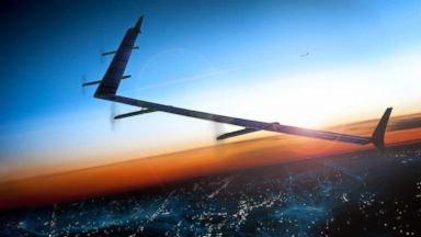 PHOTO: Facebook has designed an unmanned aircraft to bring Internet to unconnected areas in the world.