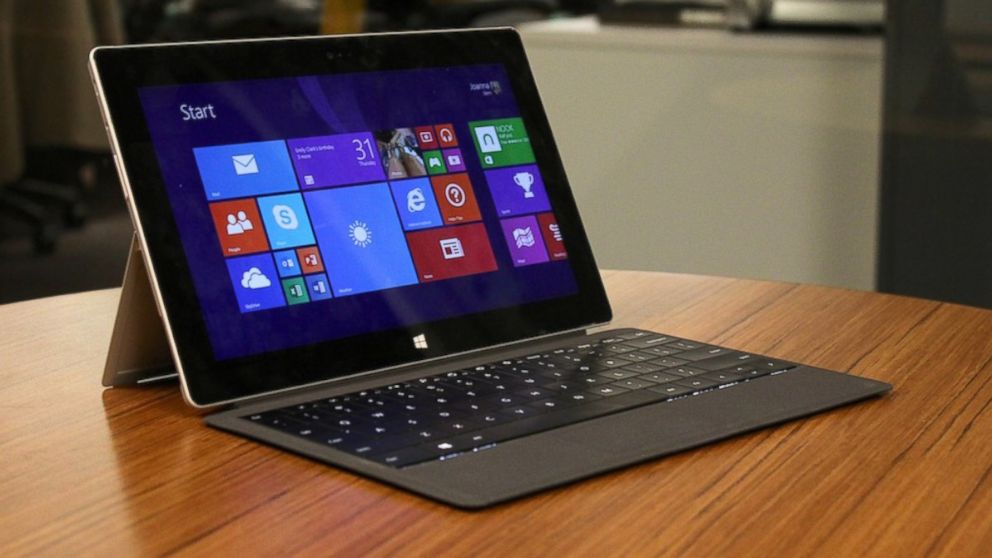 PHOTO: The Surface 2 starts at $450.