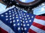 Stars and Stripes in Space