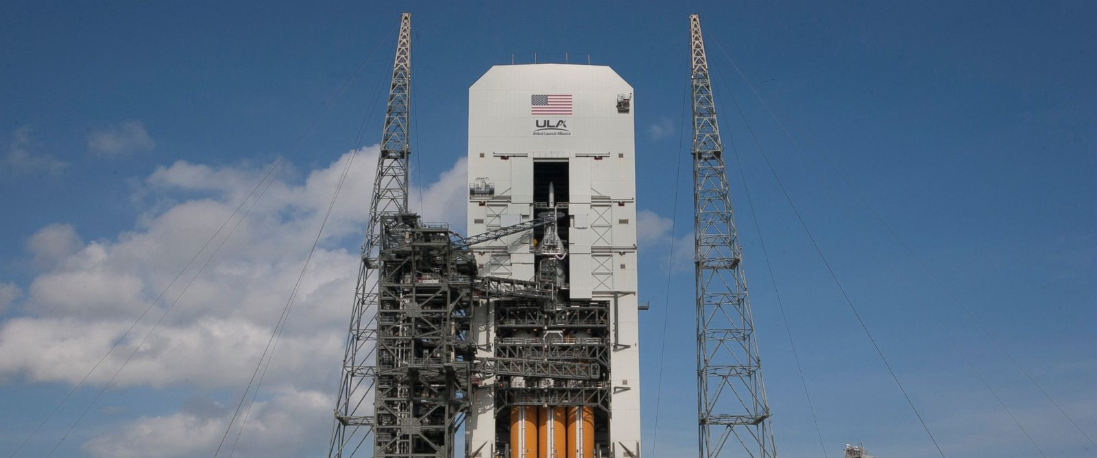 PHOTO: The processing of Orion and its United Launch Alliance Delta IV Heavy rocket remains on course for a launch, Dec. 4, 2014, on the first flight test of the spacecraft design.