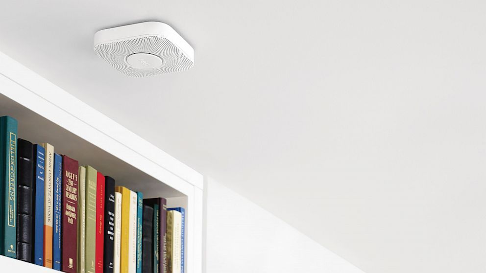 PHOTO: Nest Protect is a smoke and carbon monoxide detector that works with your phone.