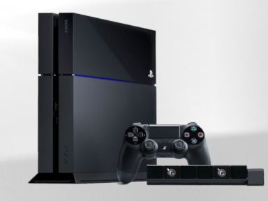 PlayStation 4 Now in Stores