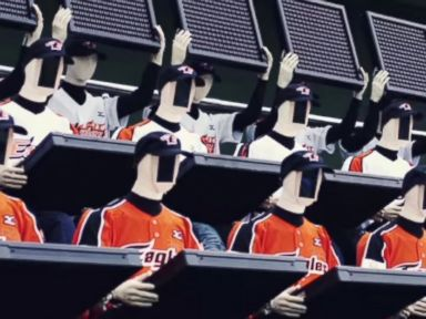 The Baseball Team So Bad It's Putting Robots in Empty Seats