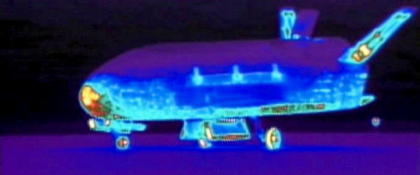PHOTO: U.S. militarys space plane