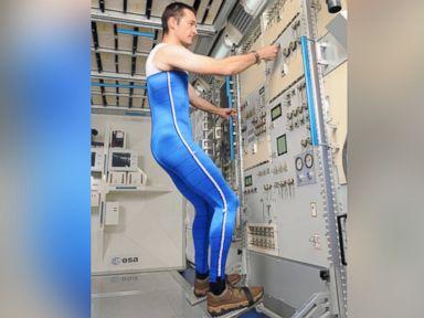 'Skinsuit' Squeezes Astronauts