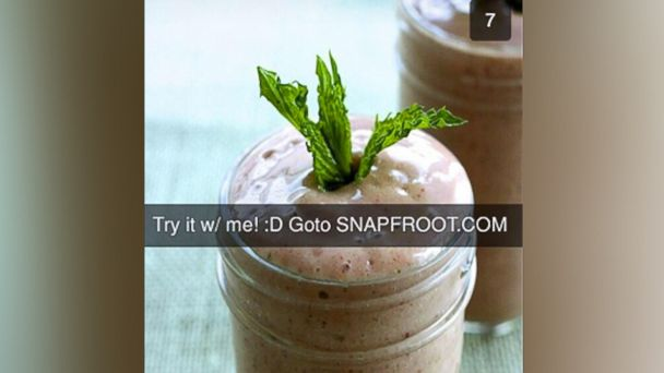 HT snapchat smoothie hack sk 140212 16x9 608 Snapchats Rogue Smoothie Problem Sparks Hack Concerns