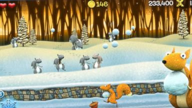 PHOTO: Snow Brawlin, by Ghost Hand Games.