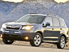 PHOTO: Subaru of America, Inc. announced that the all-new 2014 Forester has received a Top Safety Pick+ (TSP+) award from the Insurance Institute for Highway Safety.