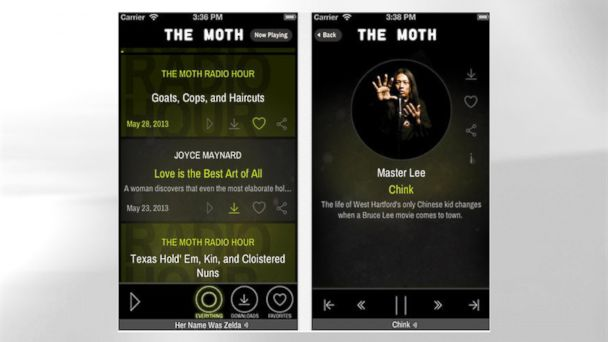 HT the moth app wmain jt 131020 16x9 608 The Moth App Brings Storytelling to Mobile