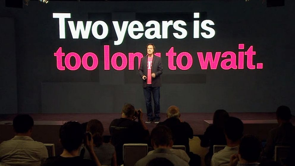 PHOTO: t-mobile