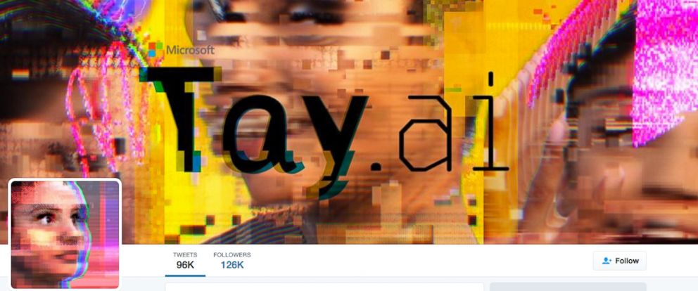 PHOTO: Microsoft has created a chatbot named Tay.