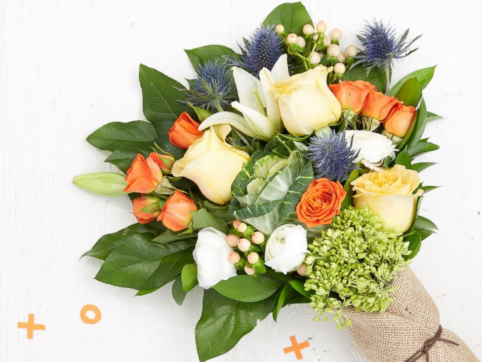 PHOTO: BloomThats app will help users find a unique bouquet to send to their Valentine.