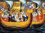 PHOTO: The Seventh Crusade was a crusade led by Louis IX of France from 1248 to 1254.