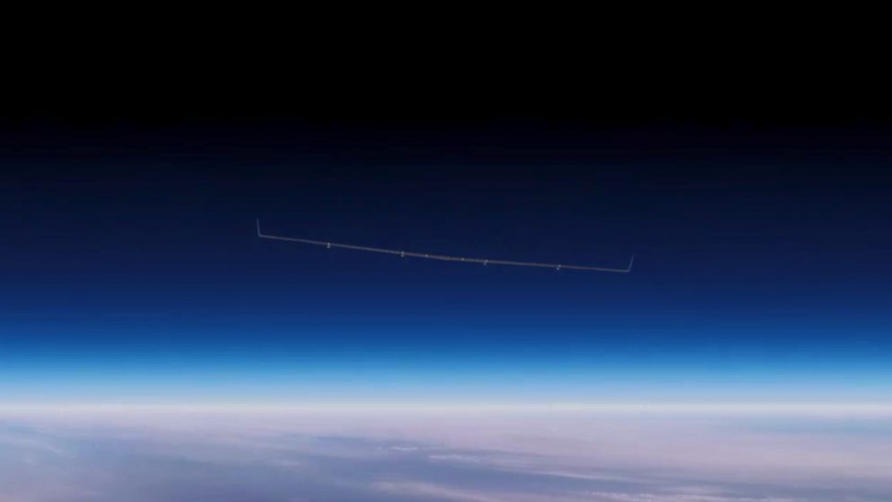 Facebook's Internet Drone: How It Works