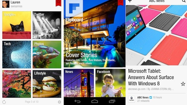 PHOTO: Flipboard for Android