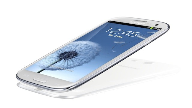 PHOTO:&Acirc;&nbsp;Samsung Galaxy S III