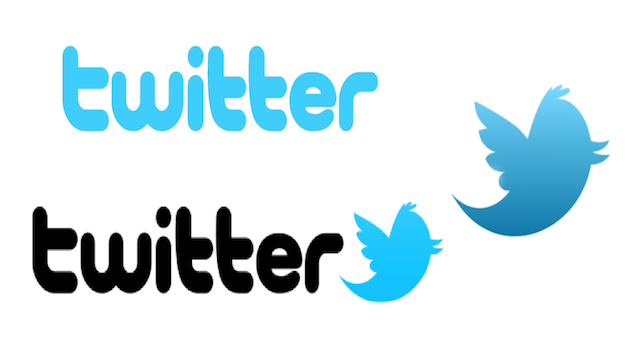 PHOTO:&Acirc;&nbsp;Twitter logos