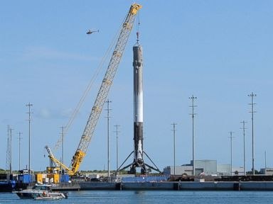 SpaceX Says Next Rocket