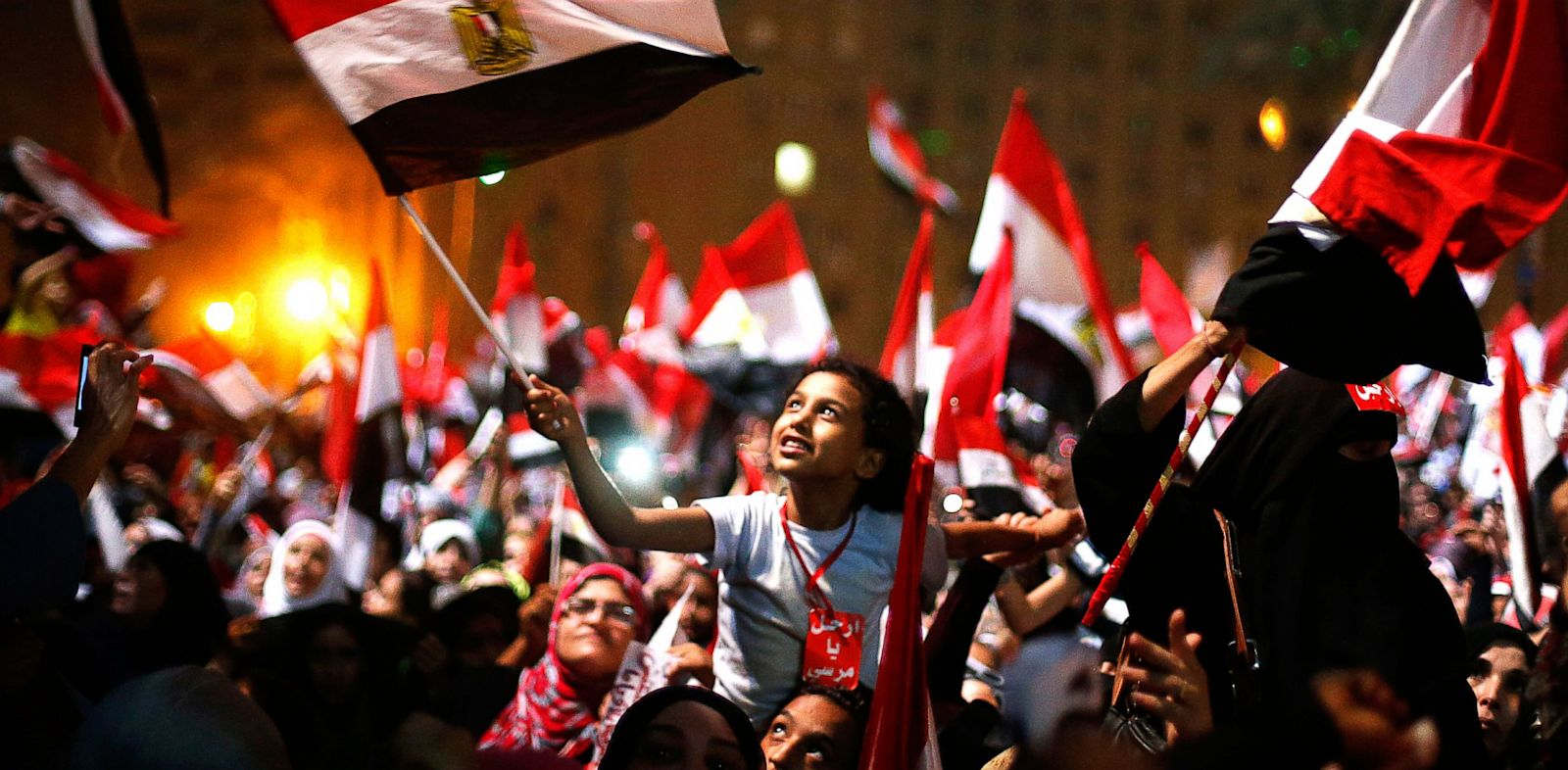PHOTO: Protests in Egypt